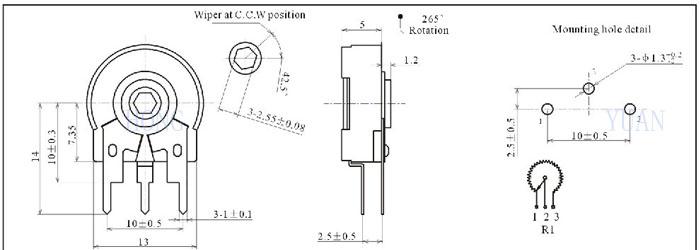 电路 电路图 电子 工程图 平面图 原理图 700_250